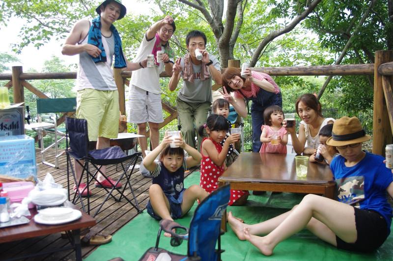 夏休みー(●´∀`●)